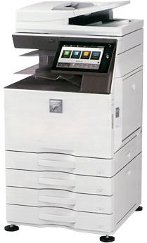 SHARPデジタルカラー複合機